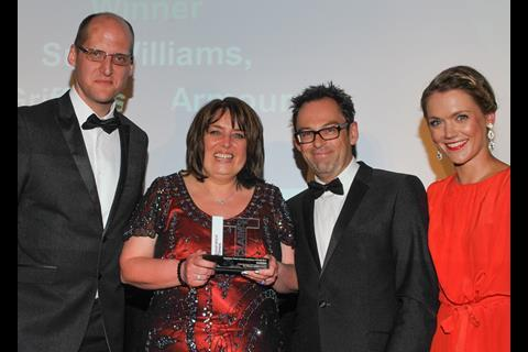 Outstanding Broker Claims Individual of the Year: Sue Williams, Griffiths & Armour
